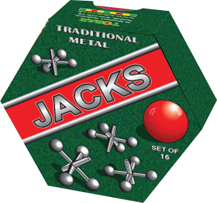 the game of jacks rules